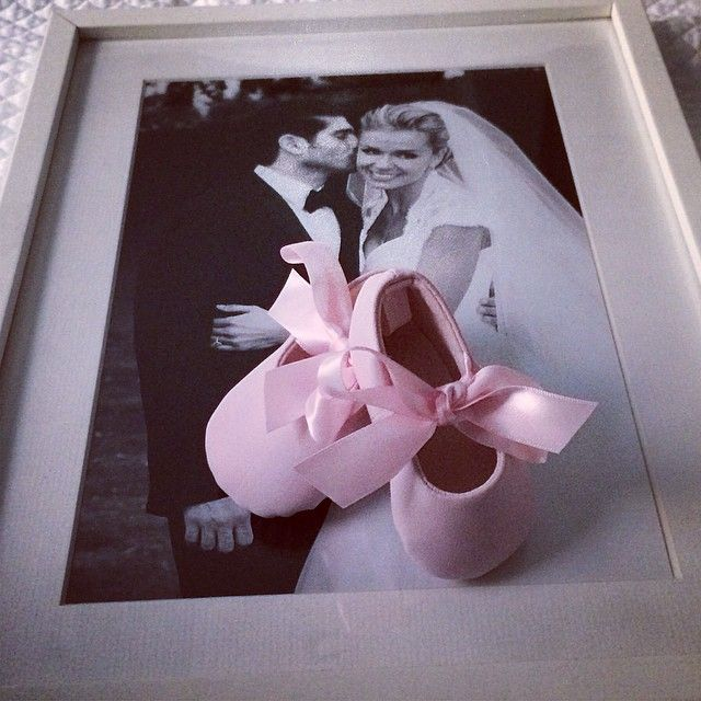 Katherine Jenkins announced her pregnancy with this sweet picture on Instagram | 13 April 2015 | #pregnant | pregnancy announcement