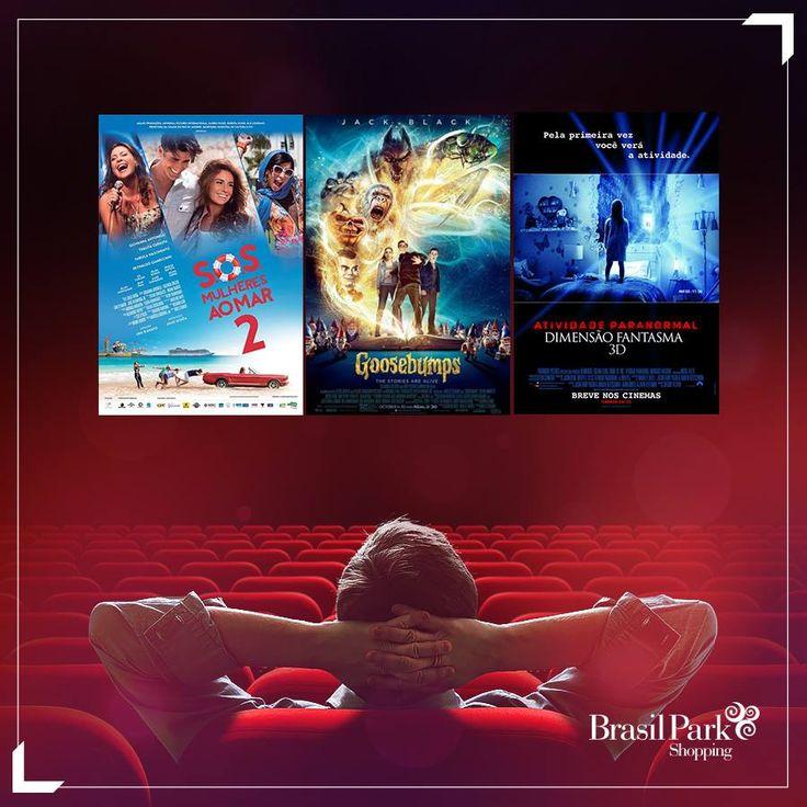 Não deixe de acompanhar as estreias do nosso cinema.  http://www.brasilparkshopping.com.br/cinema