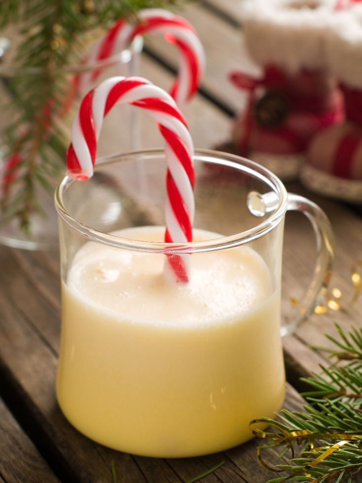 Vianočný vaječný likér