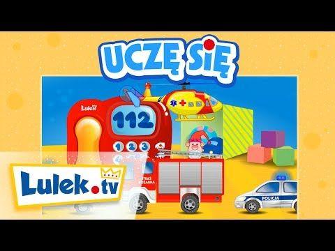 Numery alarmowe - Film edukacyjny dla dzieci - Lulek.tv - YouTube