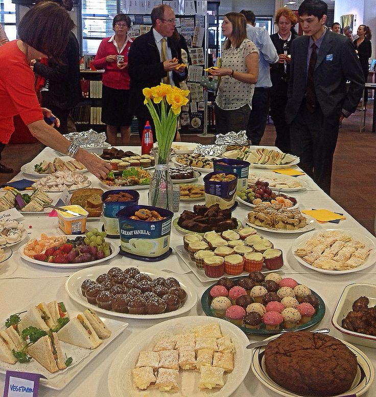 Host Australia's Biggest Morning Tea to raise funds for the Cancel Council.