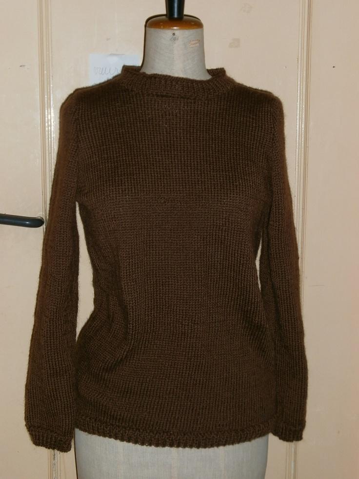 mijn bruine trui 2013