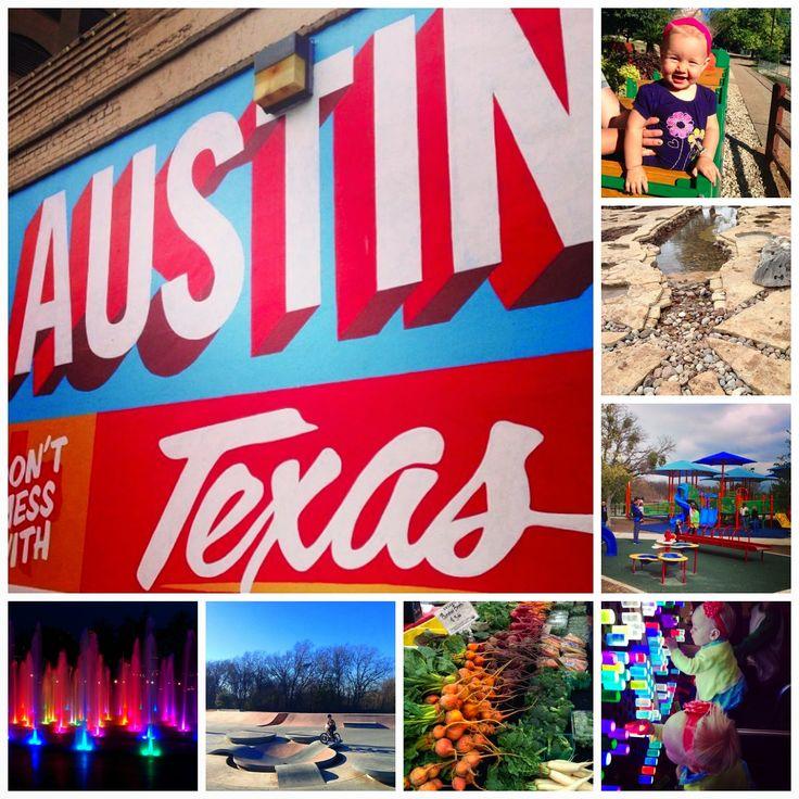 Free Fun in Austin: 75 Fun Things to do in Austin This Summer