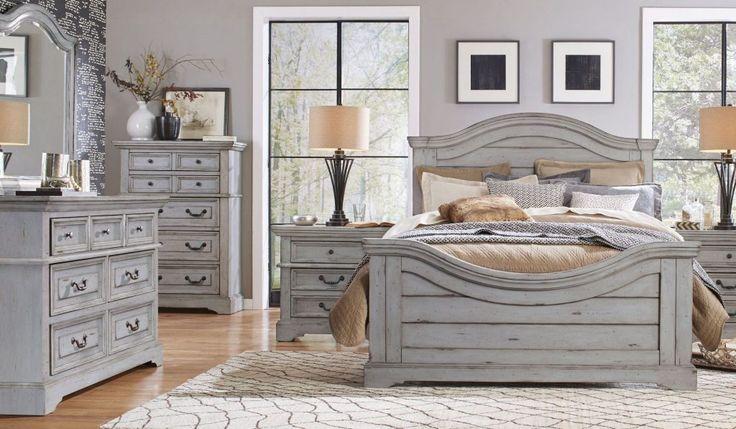 Mejores 20 imágenes de Gray Bedroom Set en Pinterest | Juegos de ...