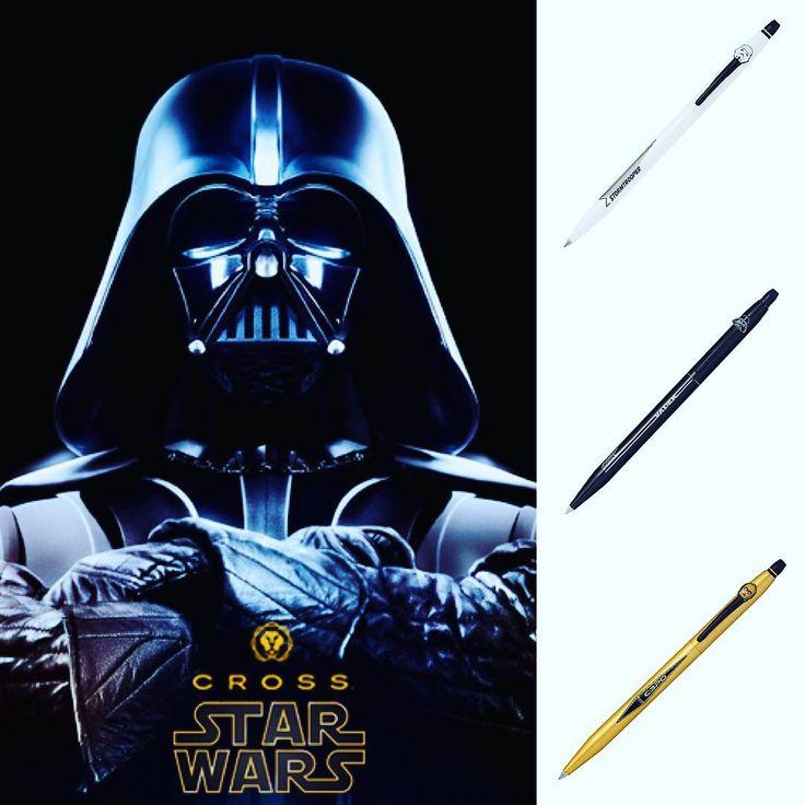 Star Wars efsanesi Cross ile devam ediyor! Cross Star Wars serisi kalemler Gümüş Kalem' de. www.gumuskalem.com.tr