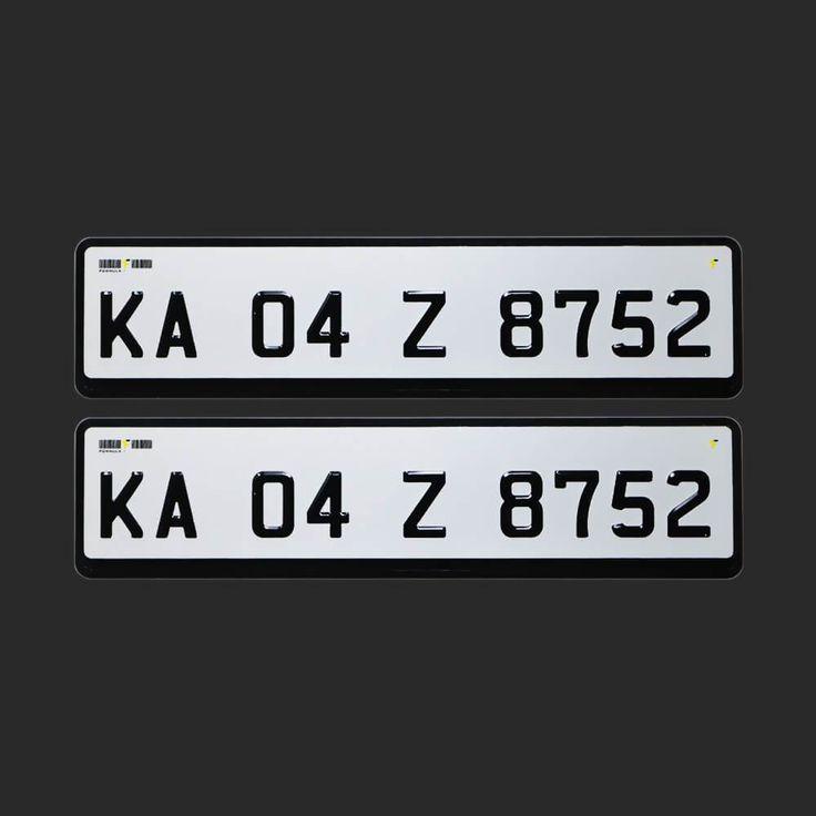 F1 number plate kerala f1 number plate india formula 1