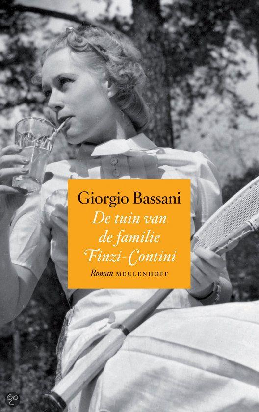 Giorgio Bassani: De tuin van de familie Finzi-Contini