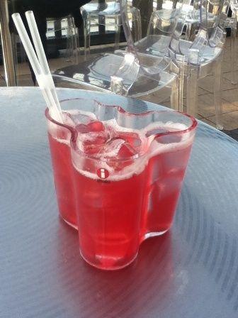 Ateljee Bar DRINK WITH ALVAR AALTO BASE