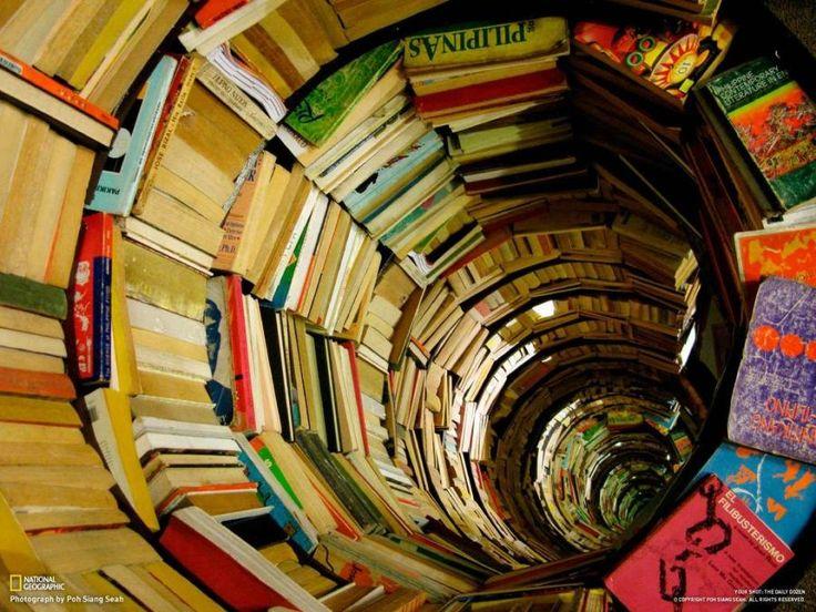 Down the rabbit hole #books