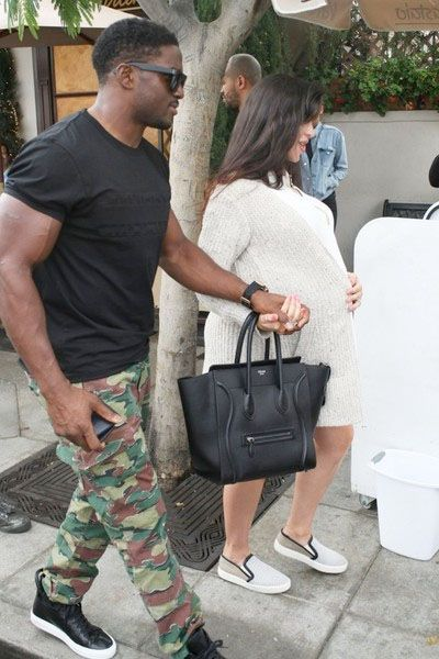 JUST DELIVERED: Reggie Bush & Wife Lilit Avagyan Are The Proud Parents Of A Baby Boy!