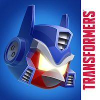 Angry Birds Transformers 1.25.6 MOD APK Unlimited Shopping  arcade games