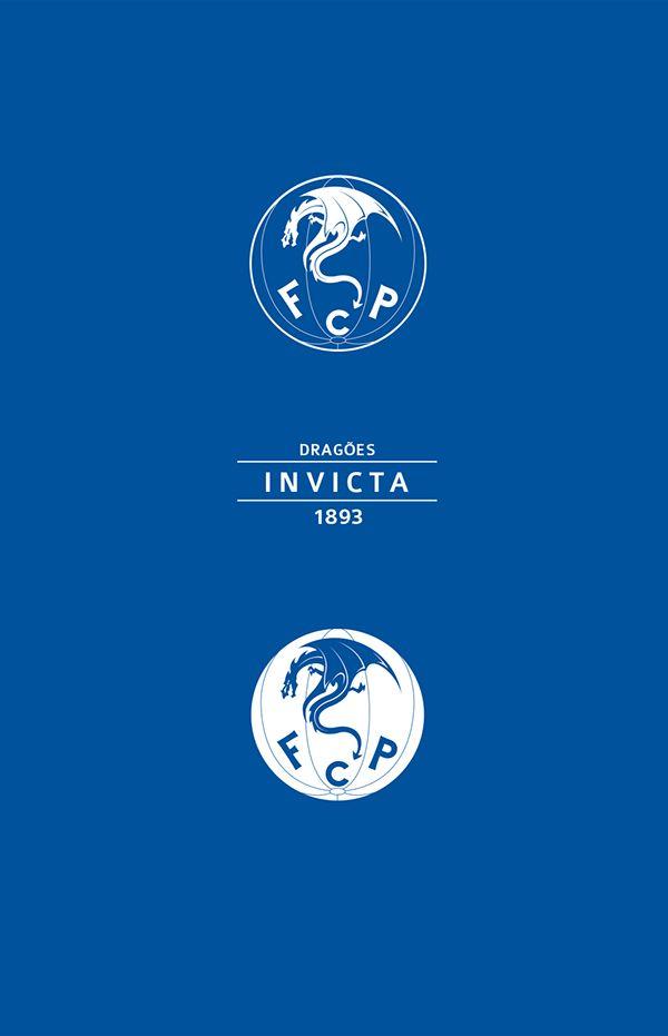 FC Porto_redesign concept by Rudolf Vychovaly, via Behance