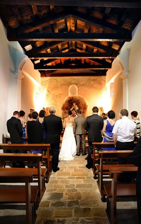 Italy Church Wedding At Of Our Lady The Snow Olives Surely One