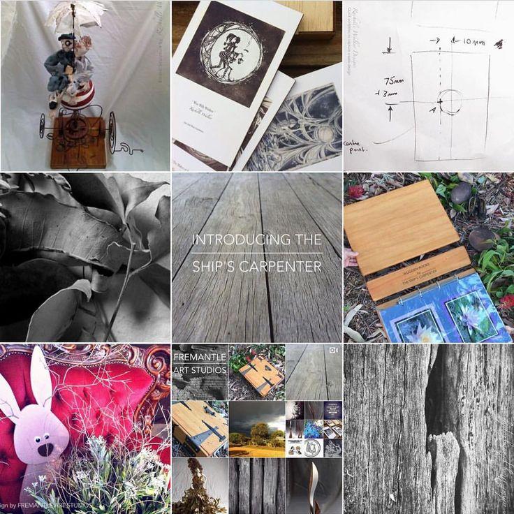 "24 Likes, 1 Comments - Noggin (@scratchyanoggin) on Instagram: ""| WE MAKE STUFF | . @fremantleartstudios . FREMANTLE ART STUDIOS Makery of curious things... .…"""