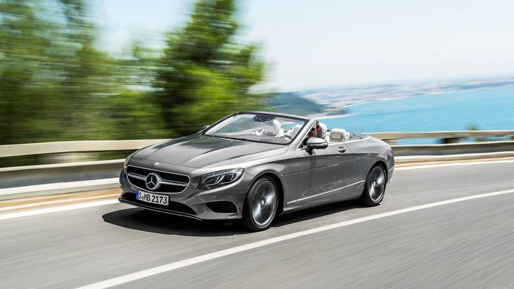 Mersedes-Benz не оставил Ocean Drive Сoncept и возрождает линейку элитных кабриолетов.