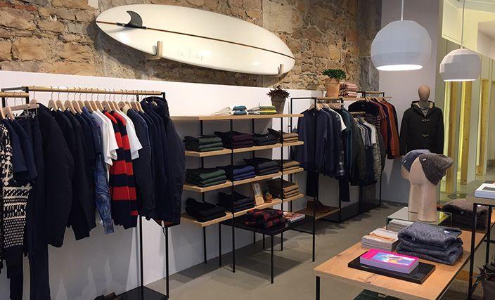 Loreak Mendian — Lyon Store  5 rue Ferrandière, Lyon.