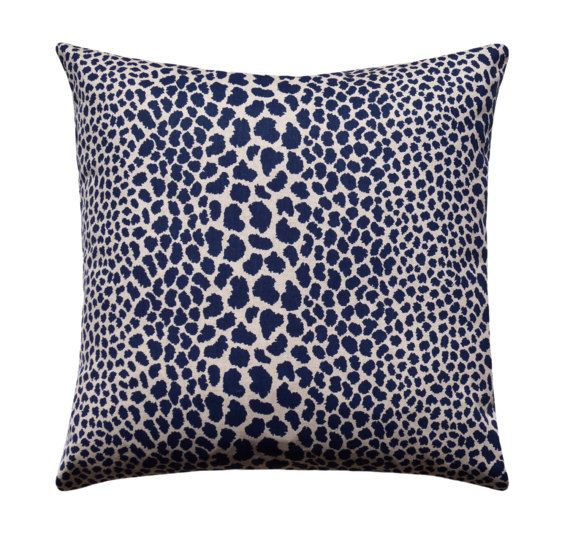 Kaufmann Cheetah Decorative Pillow Cover by ThePillowCoverStore