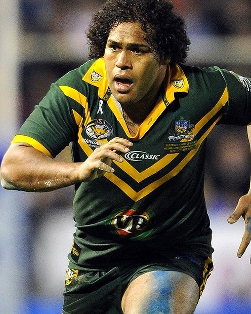 12. Sam Thaiday- The squad of 18 to face New Zealand in the Anzac Test #NRL