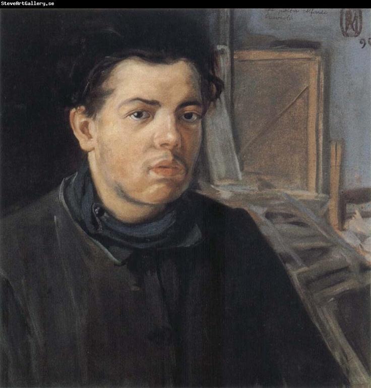 Diego Rivera (Mexican, 1886-1957): Self-Portrait, 1907. - Google Search