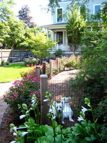 backyard fence ideas | Backyard Ideas to Delight Your Dog | SaratogaSpringsHomes