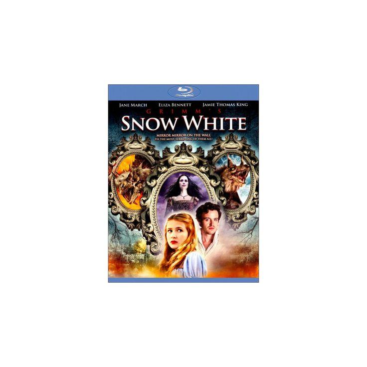 Grimm's snow white (Blu-ray)