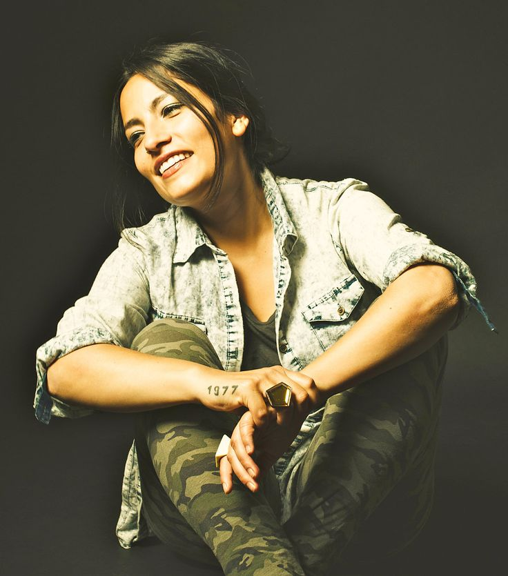 """Chilean Rapper Ana Tijoux """"That's just the nature of politics. It's not something that goes away. It's just an honest way I make music because music gives me a sense of the world."""""""