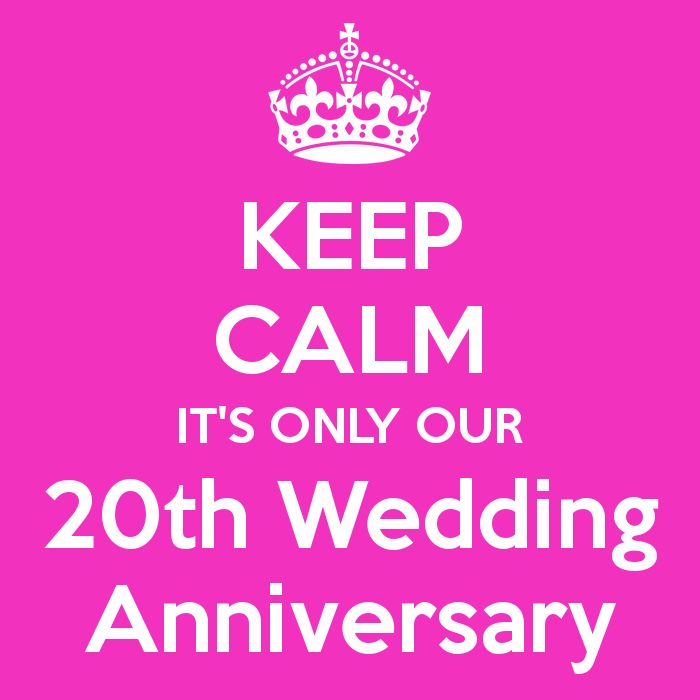 20th wedding anniversary poems - Google Search