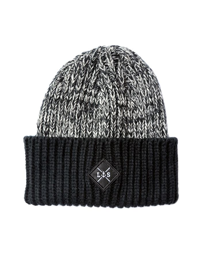 Anchor #Beanie Black just now available in our #onlineshop
