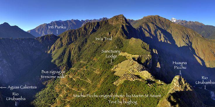 Huayna Picchu climb - Google Search