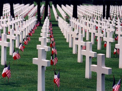 Memorial Day- A day to honor the fallen. To honor those heroes that fought and gave their life, so that we may be free. Freedom isn't free.