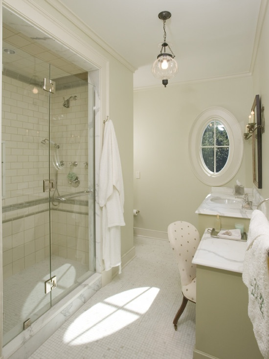 17 best images about bathroom remodel on pinterest glass for Master bath windows