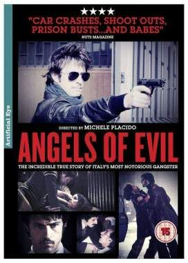 #Angels of Evil #Michele Placido directs this Italian gangster thriller based on the life of Milanese career criminal Renato Vallanzasca. Kim Rossi-Stuart stars as the psychopathic yet perversely charismatic anti-hero who is serving four... (Barcode EAN=5021866540306)