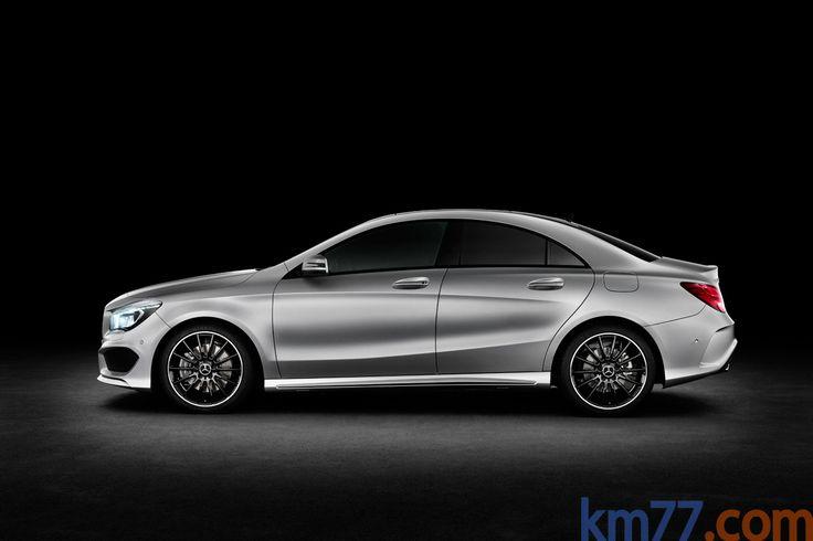Mercedes-Benz Clase CLA CLA 250 Edition 1 (211 CV) Edition 1 Turismo Exterior Lateral 4 puertas