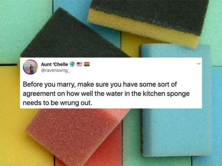 25 Humorous Marriage Tweets That Hit Near House