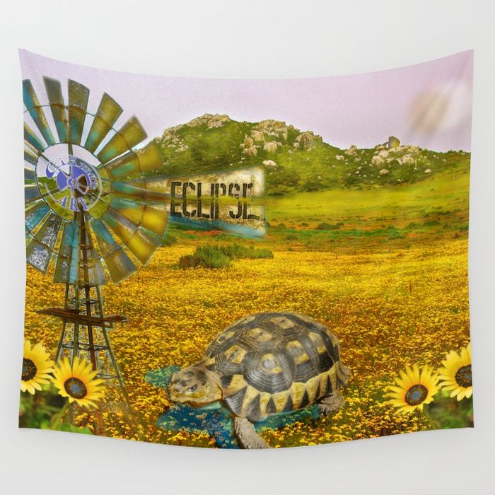 Our lightweight Wall Tapestries feature vivid colors and crisp lines, giving you an awesome centerpiece for any space. Our tapestries aren't just wall hangings either - they're durable enough to use as tablecloths or picnic blankets. Tip: try searching for mandalas, florals, black, pink or any of your favorite colors or styles.      - Available in three sizes   - 100% lightweight polyester with hand-sewn finishes   - Suitable for indoor and outdoor use   - Easy to hang