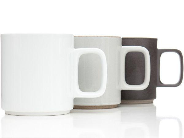 Hasami Porcelain Mugs