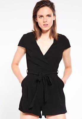 bestil New Look Overall / Jumpsuit /Buksedragter - black til kr 199,00…