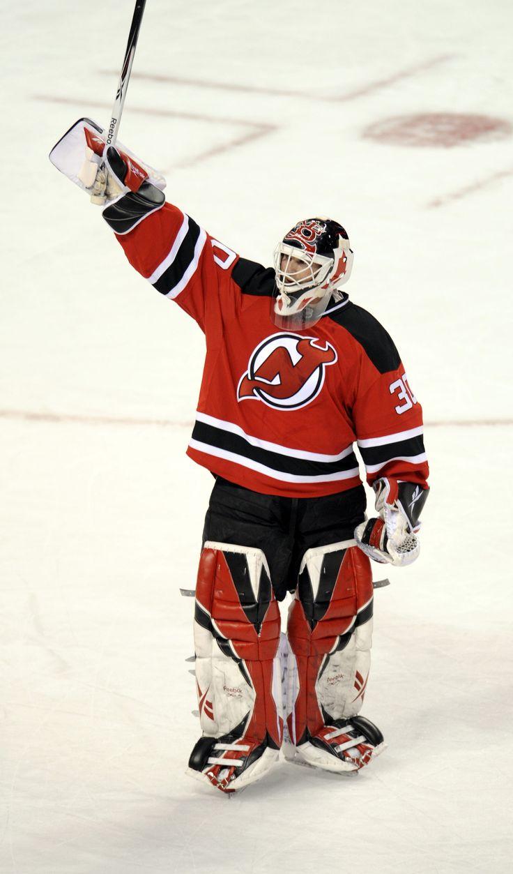 Martin Brodeur • New Jersey Devils