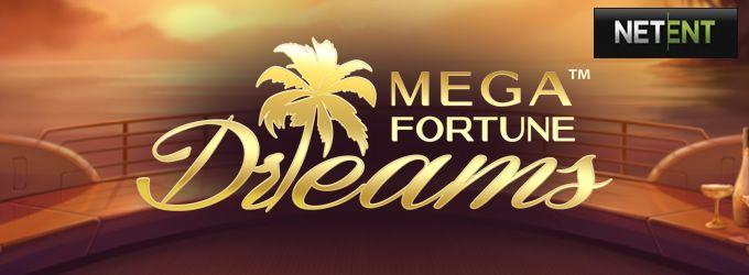 mega fortune dreams slot review