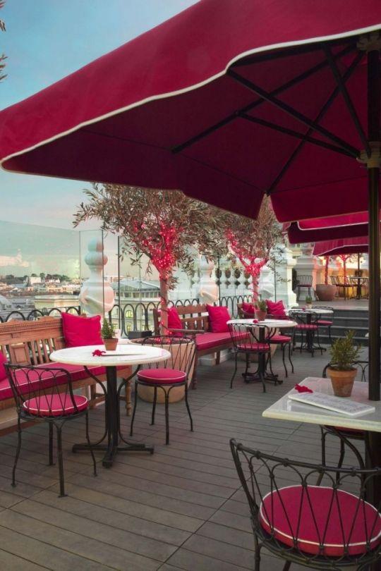 rooftop terrace | Madrid