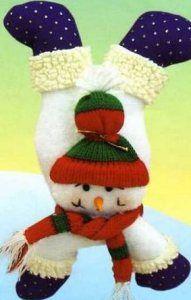 muñeco de nieve maromero 25