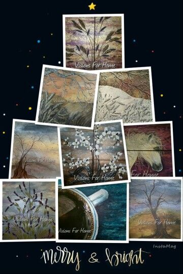 Give the Gift of a Custom Painting!  Gift Certificates available.  Email visionsforhome@yahoo.com or visit my Facebook page - Visions For Home