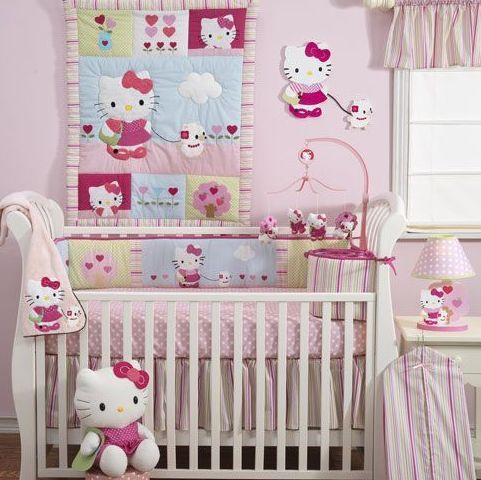 19 Süße Hello Kitty Kinderzimmer Deko Ideen Hello kitty