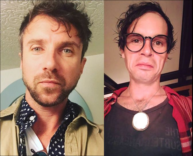 Did you miss these photos from the Trews over the last few days? They're getting ready for their US dates with Dada Forever that start this week on Wednesday! You can get more details about those gigs on their official website.