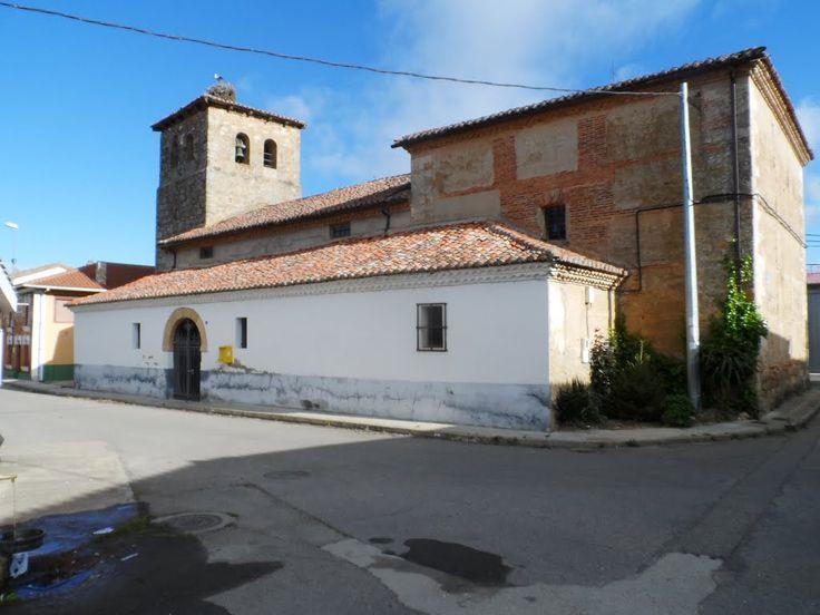 Iglesia de San Esteban, Villamoros de Mansilla, León, Camino de Santiago