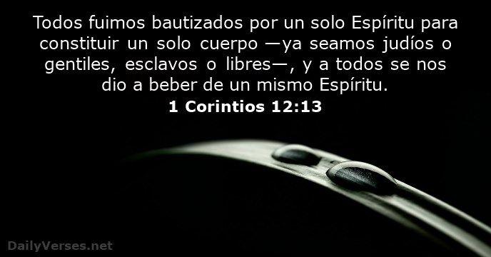 1-corintios 12:13