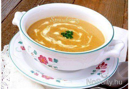 Tejszínes gesztenyekrémleves: http://www.nosalty.hu/recept/tejszines-gesztenyekremleves