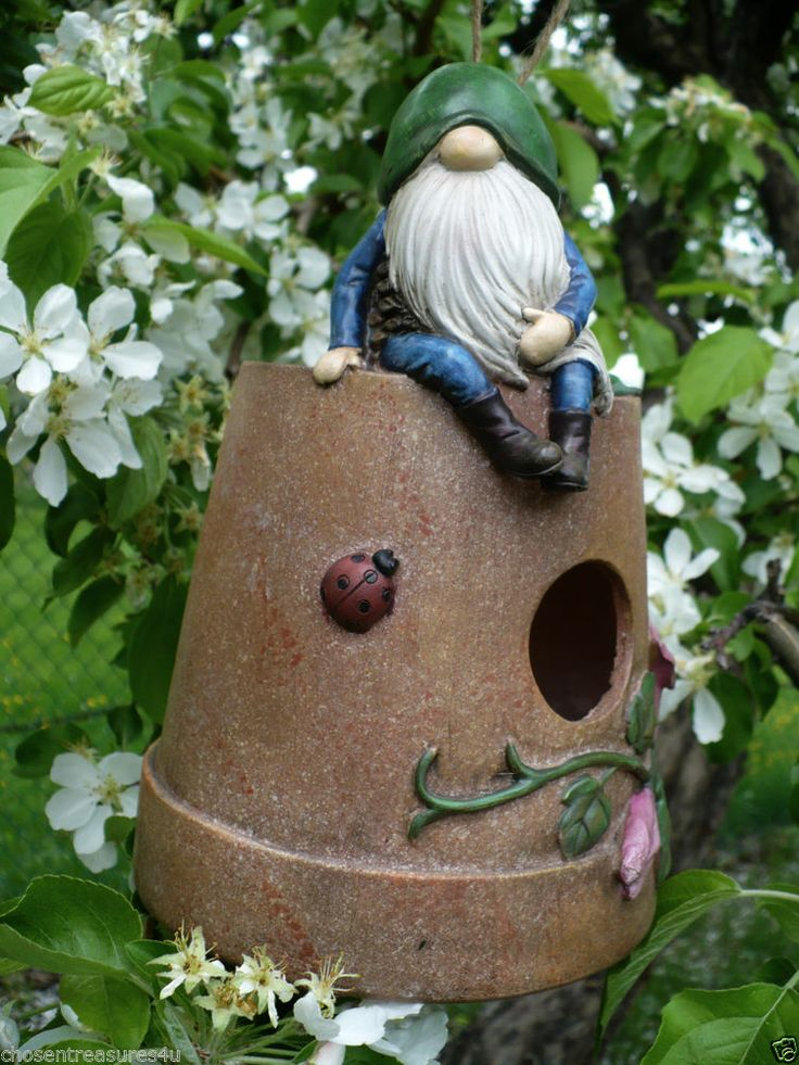 Gnome In Garden: 1000+ Images About GNOMES & SUCH On Pinterest