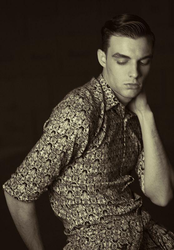 Styling:Yiorgos Mesimeris Grooming:Christina Agatha Model:Okan(Acemodels) Suit: Dimitris Petrou