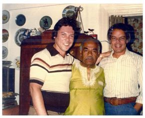 L-R: Joey, Machito, Joe Quijano.